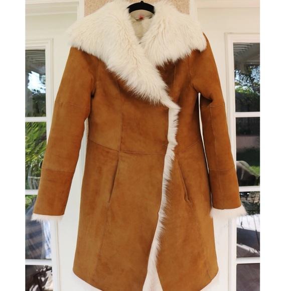 f735ac2feb Shearling coat. M 5bd5fae48ad2f9ee0444da0f